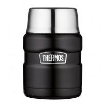 obrázek Thermos for Food 0.47 litr black