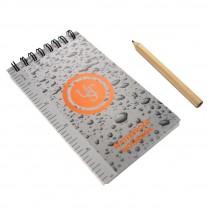 obrázek Zápisník voděodolný 3x5inch UST