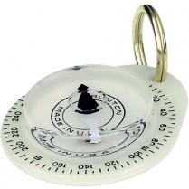 obrázek Brunton Glowing Key Ring Compass BN90410