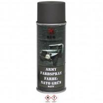obrázek Army Spray Paint, NATO GREEN, mat, 400 ml