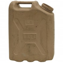 obrázek US Water can, 20 l, PVC, without screw cap, used
